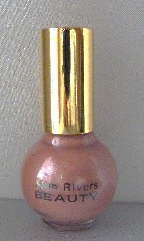 Joan Rivers Teaberry Nail Polish