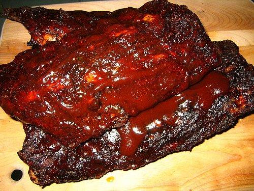 UNCLE D'S FAMOUS GARLIC BBQ SAUCE