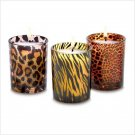 #38549 Safari Lites Votive Candles
