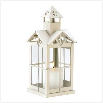 #39060 Steeple Candle Lantern