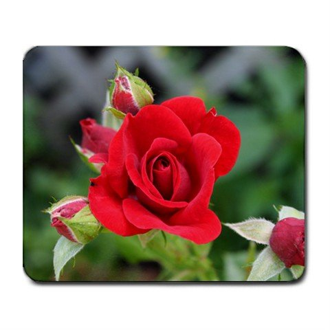Rose Mousepad FREE SHIPPING