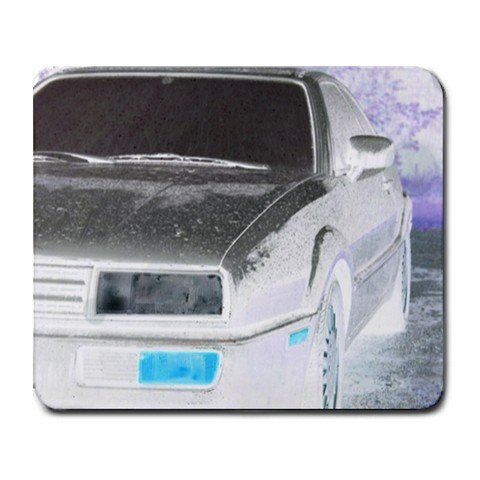 FREE SHIPPING Mousepad Ghost Corrado VW Volkswagen car VR6 look at the water on the hood!  :)