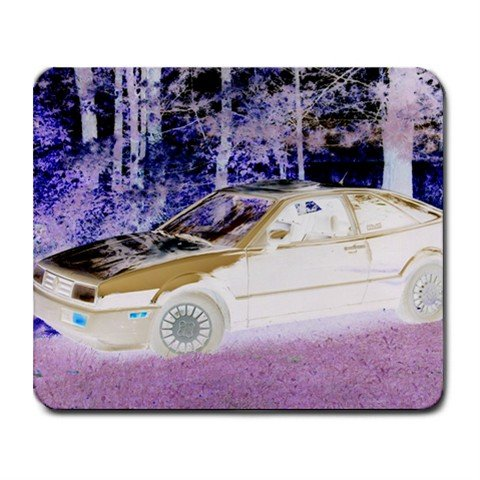 FREE SHIPPING Mousepad negative Corrado VW Volkswagen car VR6