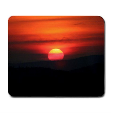 Mousepad really neat sunset FREE SHIPPING