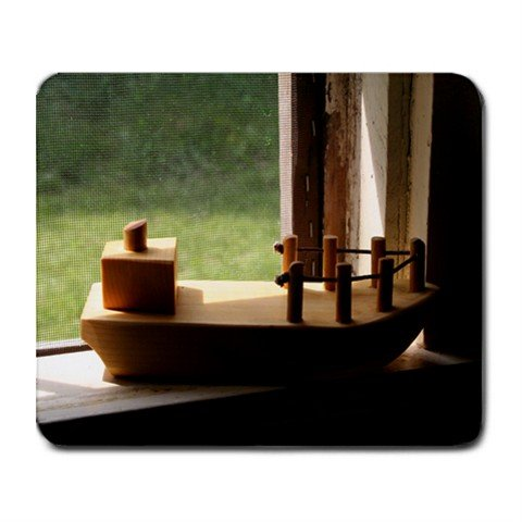 Mousepad Wil's Boat  FREE SHIPPING
