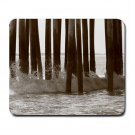 Mousepad under the pier OCEAN summer