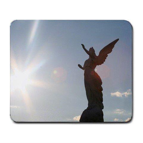 Mousepad angel sky sun FREE SHIPPING