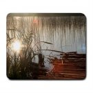 Mousepad pond at sunset FREE SHIPPING