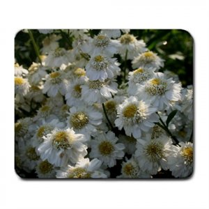 Mousepad FREE SHIPPING soft flowers