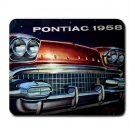 Mousepad FREE SHIPPING 1958 Pontiac