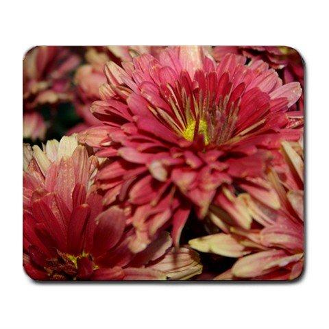 Mousepad FREE SHIPPING pink flower petals