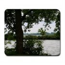 Mousepad FREE SHIPPING tree and river