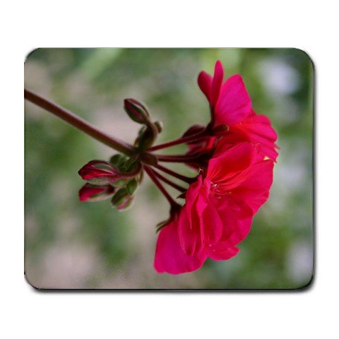 Pink Flower Summer Mousepad  NEW   Free shipping