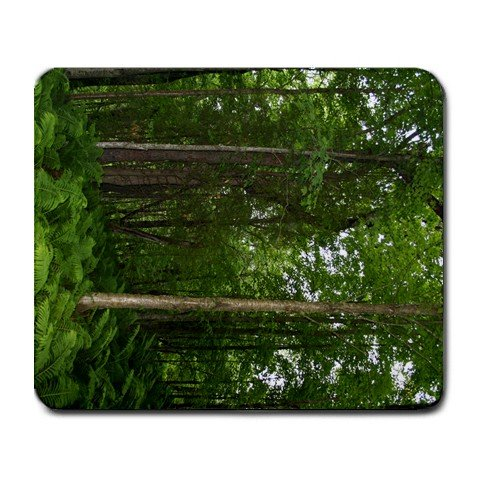 Trees Ferns Woods Amazing Summer Mousepad  NEW   Free shipping