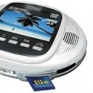JWIN 3.6 Inch Portable DVD, CD and MP3 Player