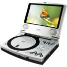 Coby TF-DVD7100 7 Inch Widescreen Portable DVD Player