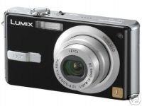 Panasonic Lumix DMCFX7K 5 Megapixel 3x Optical 4x Digital Zoom