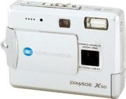 MINOLTA 5.0 MegaPixel Digital Camera with 2.8x Optical Zoom and 2.0 INCH LCD Screen