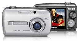 Olympus STYLUS-800 - 8.0 MegaPixel Camera with 3x Optical Zoom
