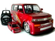 RADIO CONTROL RC SCION XB 1 is to 6 Scale With MP3
