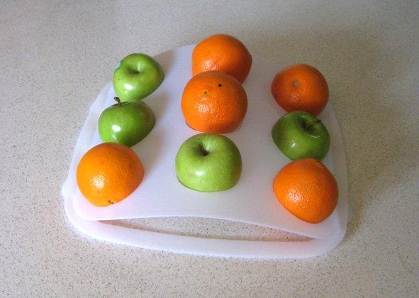 Fruit Platter - White