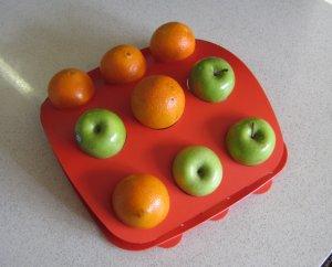 Fruit Platter Red
