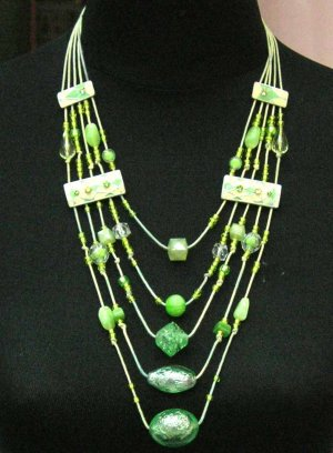 Artificial Jewelry -Necklace AF51440