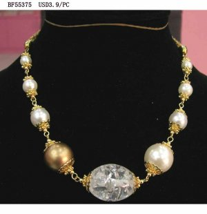 Artificial Jewelry -Necklace AF55375