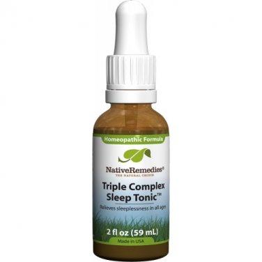 Triple Complex Sleep Tonic for Relaxed Sleep
