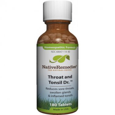 Throat and Tonsil Dr. - Relieve a sore throat, swollen glands and inflamed tonsils
