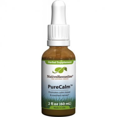 PureCalm- Natural Herbal Remedy to Sooth Your Nerves
