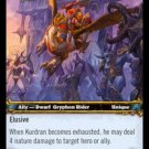WoW World of Warcraft TCG -- Kurdran Wildhammer