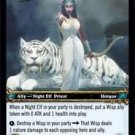 WoW World of Warcraft TCG -- High Priestess Tyrande Whisperwind