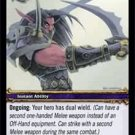 WoW World of Warcraft TCG -- Dual Wield