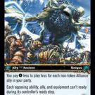 WoW World of Warcraft TCG -- Ivus the Forest Lord
