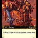 WoW World of Warcraft TCG -- Doom Lord Kazzak