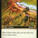WoW World of Warcraft TCG -- Collidus the Warp-Watcher