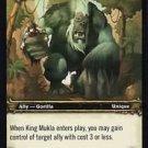 WoW World of Warcraft TCG -- King Mukla  NON-Loot
