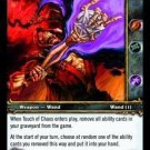 WoW World of Warcraft TCG -- Touch of Chaos