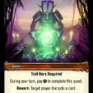 WoW World of Warcraft TCG -- Zalazane