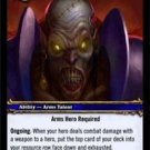 WoW World of Warcraft TCG -- Anger Management