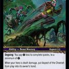 WoW World of Warcraft TCG -- Aspect of the Cheetah