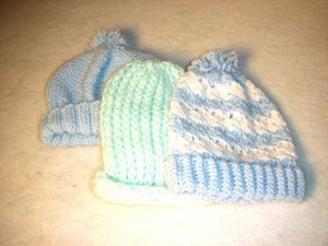 Knitted Winter Hats