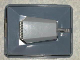 Vintage Grundig Gdm 19 Microphone 1961 62