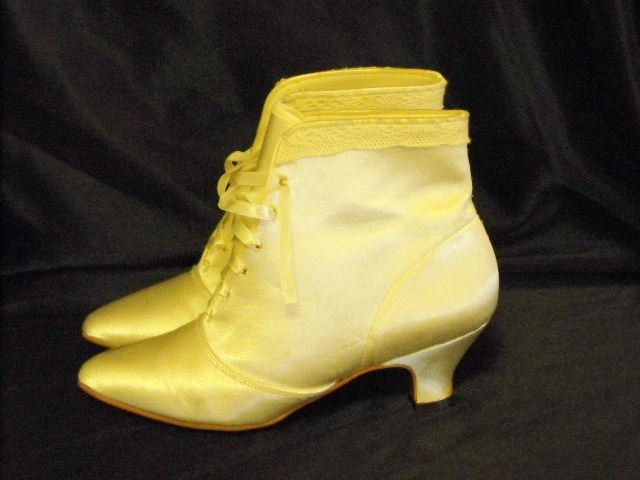 Beautiful Wedding Boots Check it out