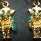 sipan little warrior 20 mm earrings