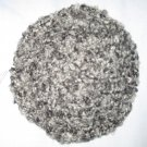 Hand Crocheted Yarmulke - 5 1/2 in. - Shades of Grey - Acrylic/Polyester Blend