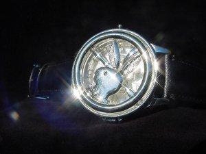 Playboy Spinner Watch