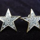 Large Star Earrings