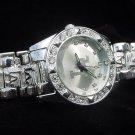 Paved LA - silver background Watch